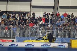 Esibizione Drift GP, atmosfera