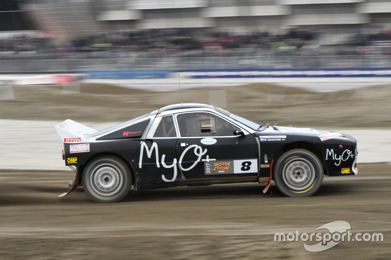 Marco Bianchini, Lancia Rally 037