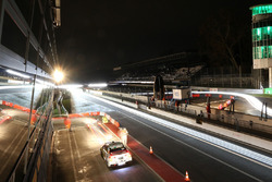 Le rallye de nuit