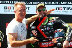 Tom Sykes, Kawasaki Racing takes pole, Pierfrancesco Chili