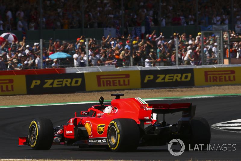 Ferrari motorunun 250. en hızlı turu
