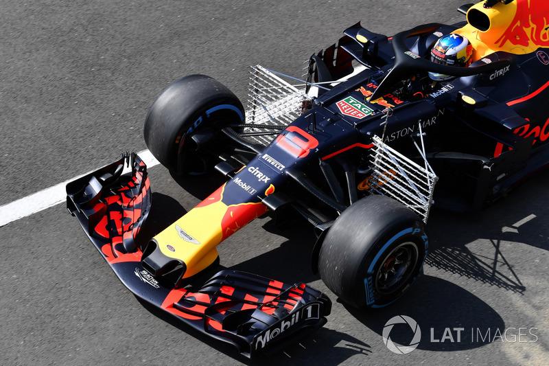 6. Даніель Ріккардо, Red Bull Racing RB14
