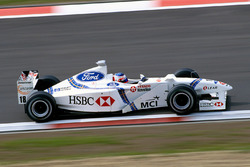 Rubens Barrichello, Stewart Grand Prix SF2