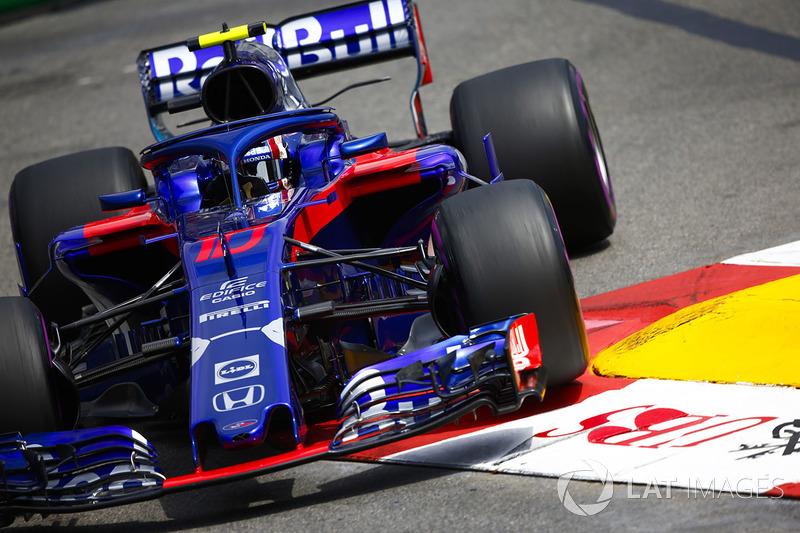 10. Pierre Gasly, Toro Rosso STR13