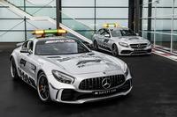 2018 Mercedes-AMG GT R - az F1 hivatalos biztonsági autója