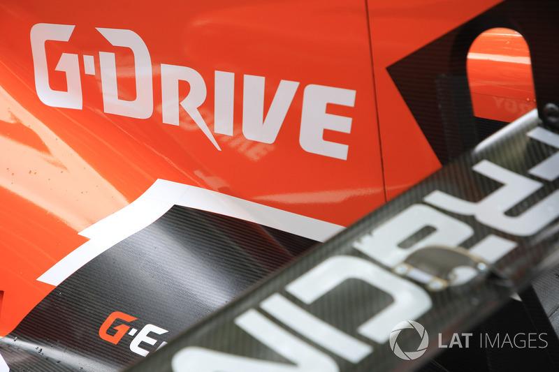 G-Drive Racing, dettaglio