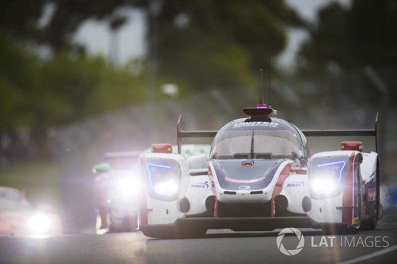 24: #32 United Autosports Ligier JSP217 Gibson: Hugo de Sadeleer, Will Owen, Juan Pablo Montoya, 3'28.159