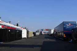 Paddock and freight