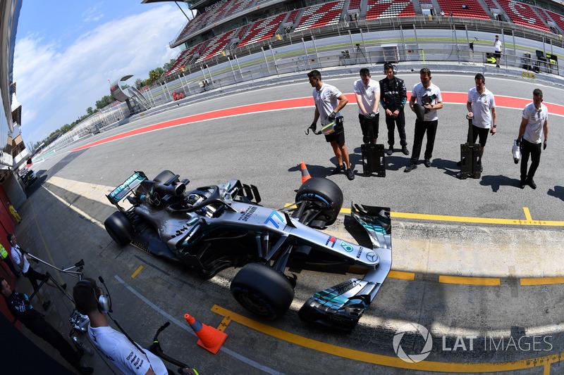 Валттери Боттас, Mercedes-AMG F1 W09
