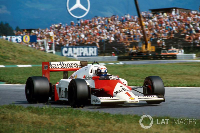 1986 - McLaren MP4/2C