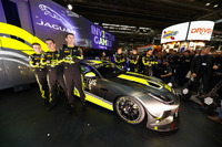 The Invictus Games Jaguar F-Type GT4 launch