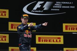 Обладатель третьего места Даниил Квят, Red Bull Racing