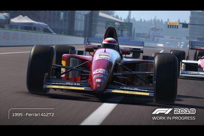 Videospiel: F1 2018