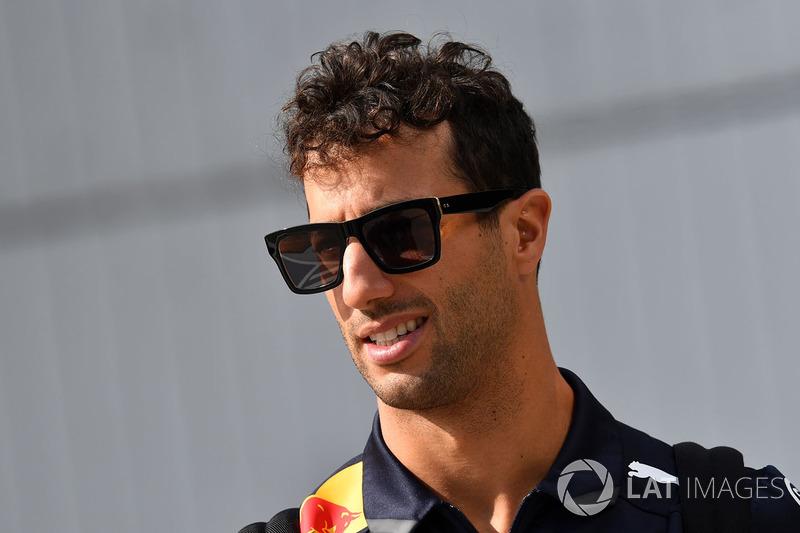 Bestätigt für 2019: Daniel Ricciardo (Australien)