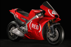 Sonderdesign: Bike von Aleix Espargaro, Aprilia Racing Team Gresini