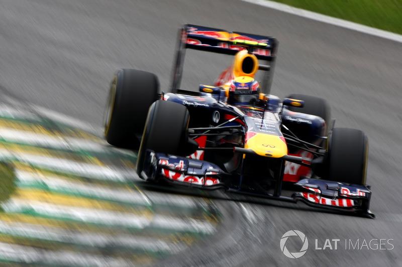 13º: Red Bull RB7 (2011)