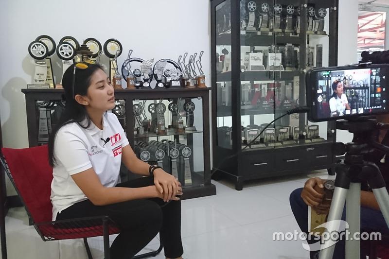 Alinka Hardianti, Toyota Team Indonesia