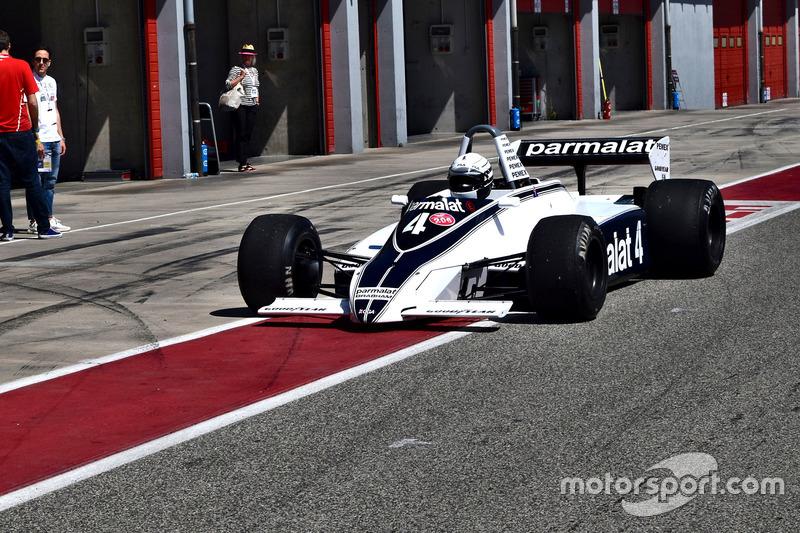 Riccardo Patrese, Brabham BT49