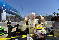 GTLM winnaar Tommy Milner, Corvette Racing