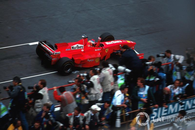Гран Прі Аргентини 1998