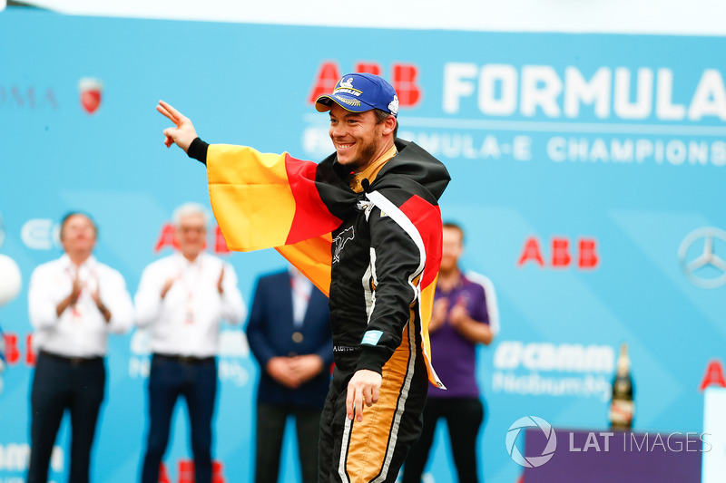 Andre Lotterer, Techeetah, 3° classificato