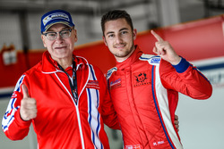 Il poleman Mikkel Mac, Luzich Racing