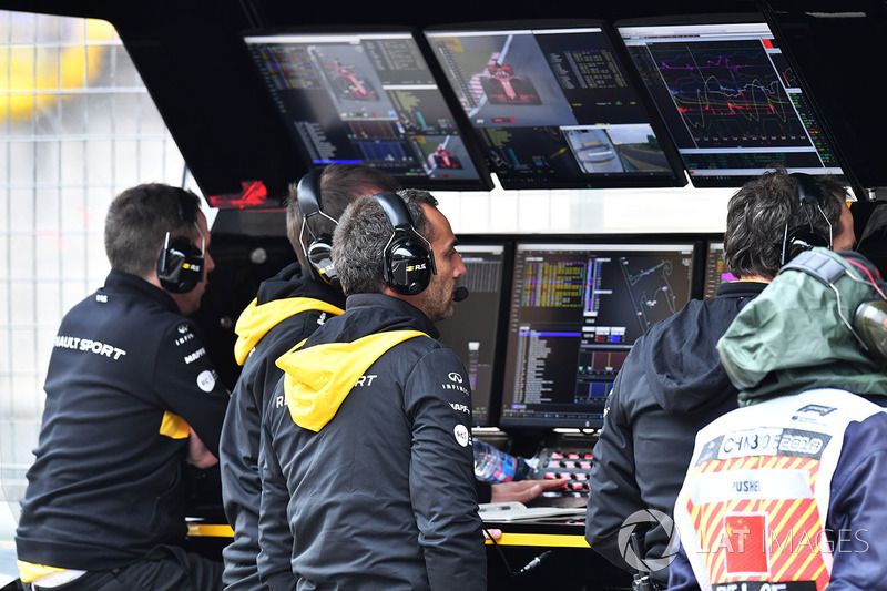 Cyril Abiteboul, Managing Director Renault Sport F1