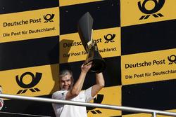 Подиум: глава Audi Sport Дитер Гасс