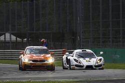 Simon Knap, Rob Severs, Racing Team Holland by Ekris Motorsport, Ekris M4 GT4; Hendrik Still, Andreas Guelden, Sofia Car Motorsport, Sin R1 GT4