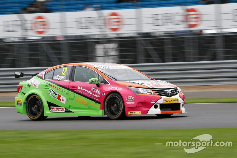 #12 Mike Epps, RCIB Insurance Racing, Toyota Avensis