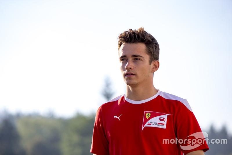 GP3: Charles Leclerc, ART Grand Prix