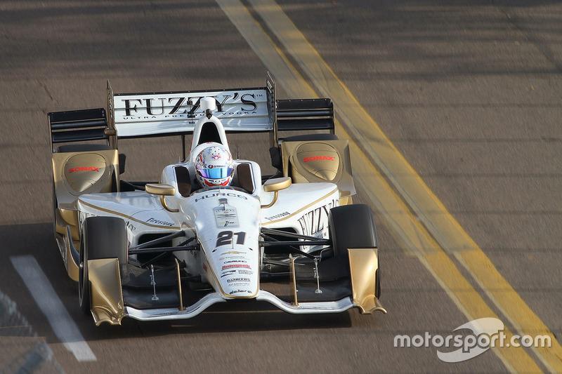 #21 Josef Newgarden (Carpenter-Chevrolet)