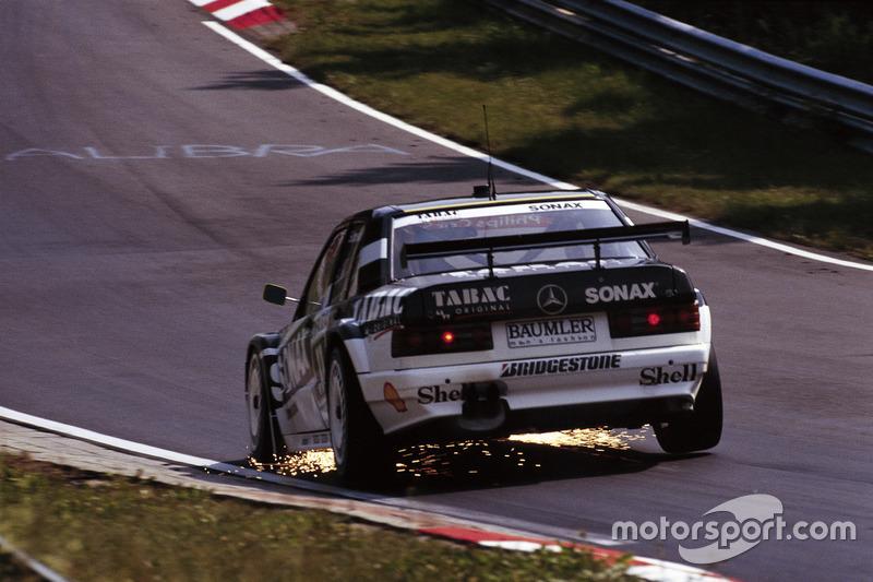 DTM, Nürburgring-Nordschleife 1993: Bernd Schneider, AMG, Mercedes 190E