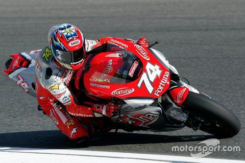 Celebrazioni 20 anni Gresini Racing