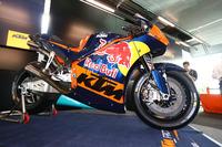KTM 2017 MotoGP bike launch
