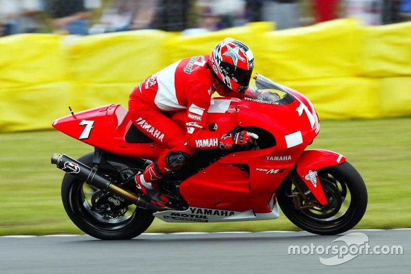 Carlos Checa, Yamaha Team