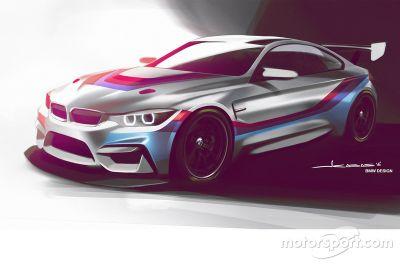 Presentation 2018 BMW M4 GT4