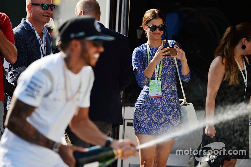 48- Gran Premio de Hungría 2016, Mercedes
