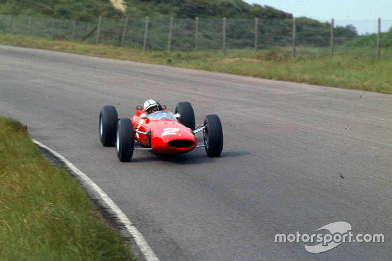 John Surtees - 4 galibiyet