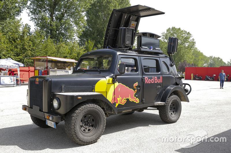Red Bull müzik aracı