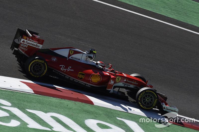 6: Кімі Райкконен, Ferrari SF16-H