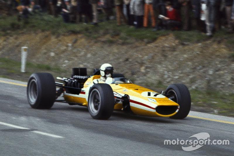 1967-1968: McLaren-BRM M5A
