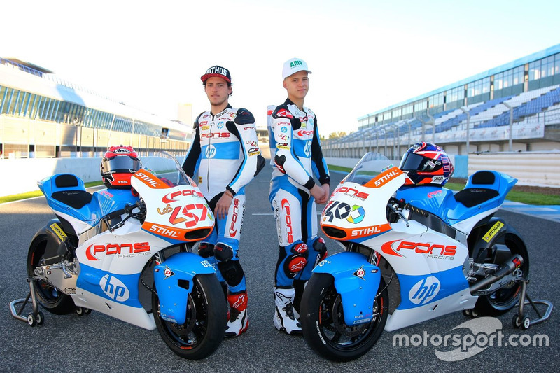 Edgar Pons,Pons HP 40; Fabio Quartararo, Pons HP 40