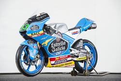 Moto de Bastianini Moto3