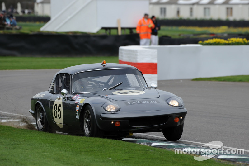 Graham Hill Trophy, Richard Meaden, Elan