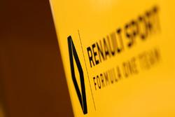 Signalétique Renault Sport F1