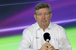 Ross Brawn, Liberty Media