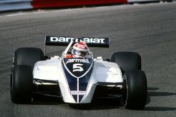 Нельсон Піке, Brabham BT49