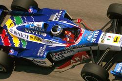 Gerhard Berger, Benetton B197 Renault