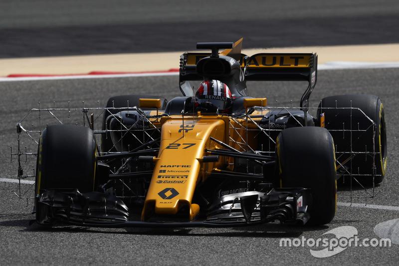 8. Nico Hülkenberg, Renault Sport F1 Team RS17